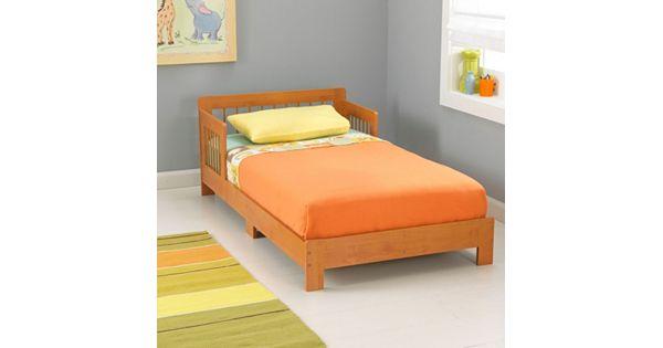 kidkraft houston toddler bed. Black Bedroom Furniture Sets. Home Design Ideas