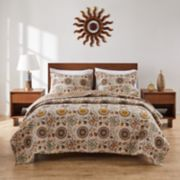 Andorra Reversible Quilt Set