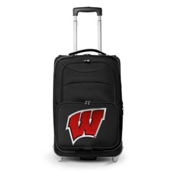 Wisconsin Badgers 21-in.  Wheeled Carry-On