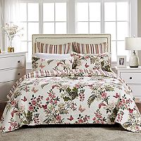 Butterflies Reversible Quilt Set