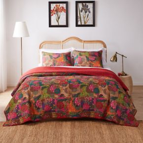 Jewel Reversible Quilt Set