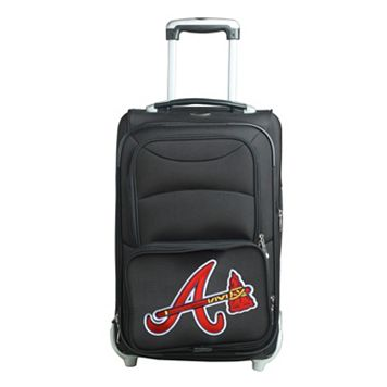 Atlanta Braves 20.5-inch Wheeled Carry-On