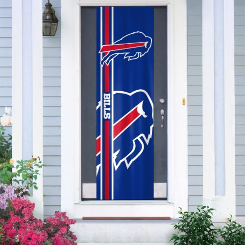 Buffalo Bills Door Banner