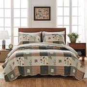 Sedona Patchwork Quilt Set