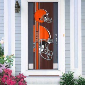 Cleveland Browns Door Banner