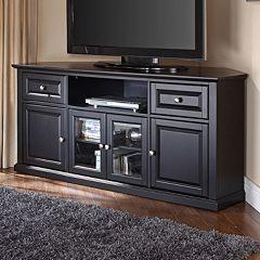 Crosley Furniture Corner TV Stand