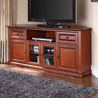 Crosley Furniture Corner TV Stand