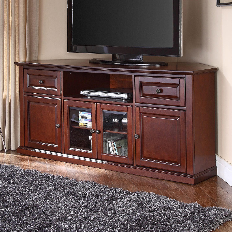 Captivating Crosley Furniture Corner TV Stand