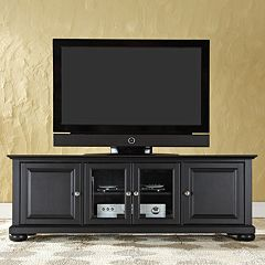 Crosley Furniture Alexandria Low Profile TV Stand