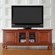 Crosley Furniture Cambridge Low Profile TV Stand
