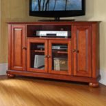 Crosley Furniture Alexandria Corner TV Stand