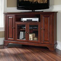 Crosley Furniture LaFayette Corner TV Stand
