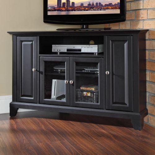 Crosley Furniture Newport Corner Tv Stand