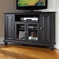 Crosley Furniture Cambridge Corner TV Stand