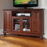 Crosley Furniture Cambridge Corner TV Stand