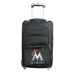 Miami Marlins 20.5-inch Wheeled Carry-On