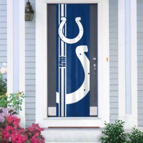 Indianapolis Colts Door Banner
