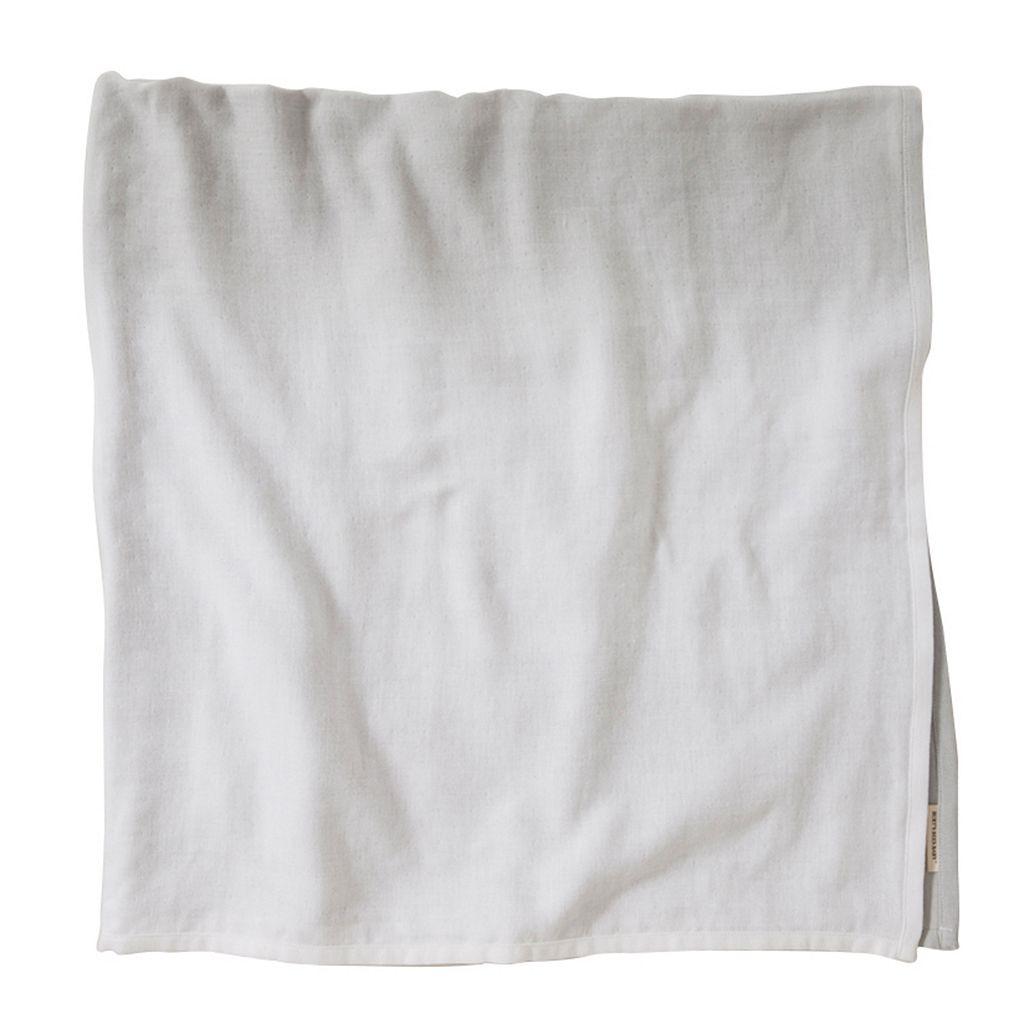 Burt's Bees Baby Organic Dip-Dye Gauze Swaddling Blanket