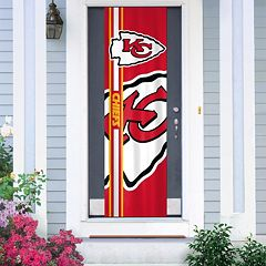 Kansas City Chiefs Door Banner