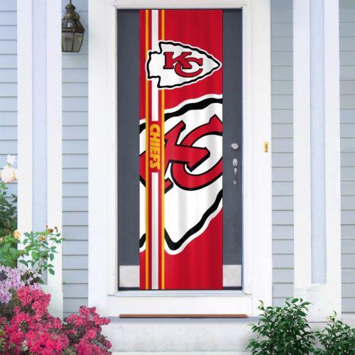 Kansas City Chiefs Door Banner