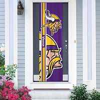 Minnesota Vikings Door Banner