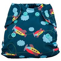 Smart Bottoms Born Smart Organic All-in-One Cloth Diaper - Newborn