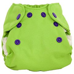 Smart Bottoms Born Smart Organic All-in-One Cloth Diaper - Newborn