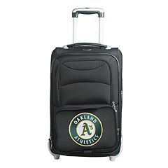 Oakland A's 20.5-inch Wheeled Carry-On