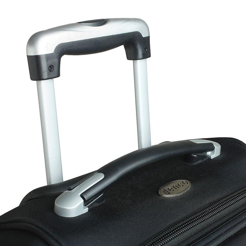 Milwaukee Bucks 20.5-inch Wheeled Carry-On