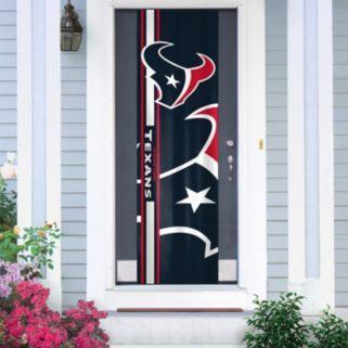 Houston Texans Door Banner