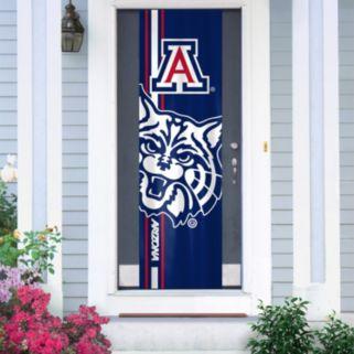 Arizona Wildcats Door Banner