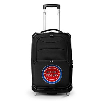 Detroit Pistons 20.5-inch Wheeled Carry-On