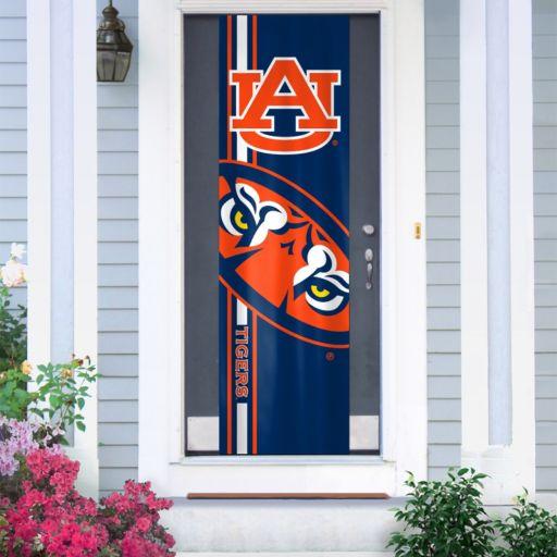Auburn Tigers Door Banner