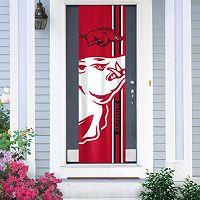 Arkansas Razorbacks Door Banner