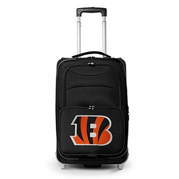 Cincinnati Bengals 20.5-inch Wheeled Carry-On