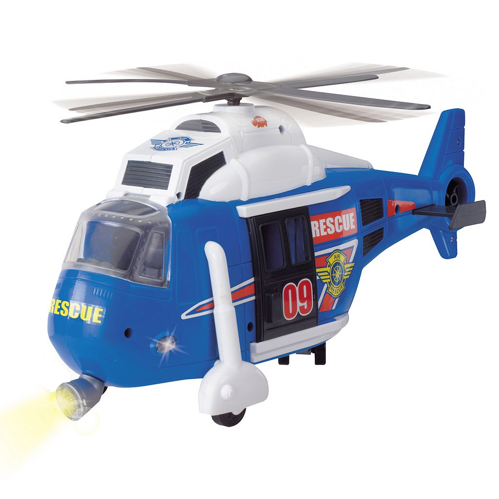 Majorette Action Series Helicopter