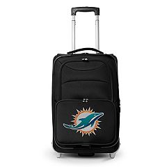 Miami Dolphins 20.5-inch Wheeled Carry-On