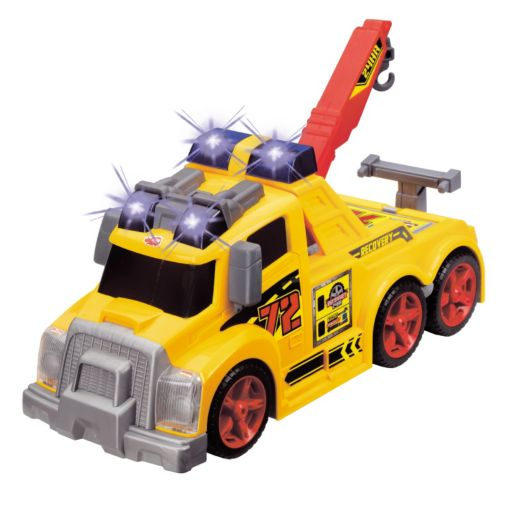 Majorette Action Series Tow Truck Playset