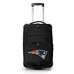 New England Patriots 20.5-inch Wheeled Carry-On