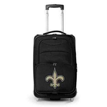 New Orleans Saints 20.5-inch Wheeled Carry-On