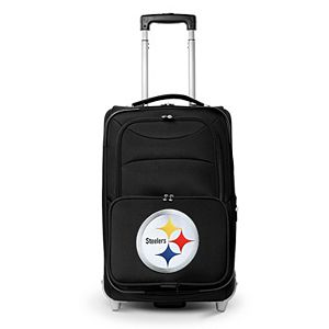 Pittsburgh Steelers 20.5-inch Wheeled Carry-On