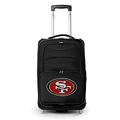 San Francisco 49ers 20.5-inch Wheeled Carry-On