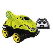 Kid Galaxy Mega Morphibians Crocodile Remote Control Vehicle