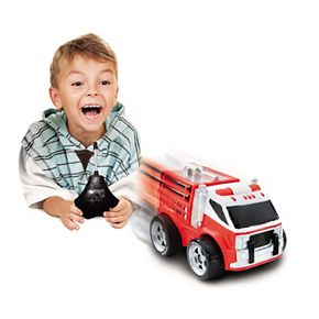 Kid Galaxy Radio Control Fire Truck