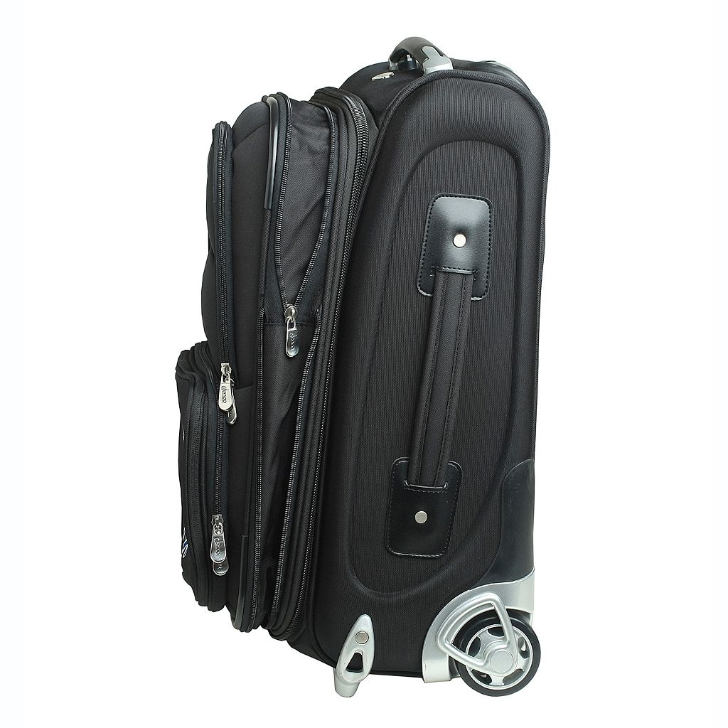 Columbus Blue Jackets 20.5-inch Wheeled Carry-On