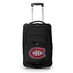 Montreal Canadians 20.5-inch Wheeled Carry-On