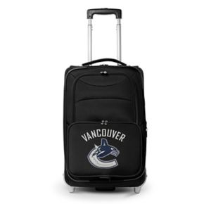 Vancouver Canucks 20.5-inch Wheeled Carry-On