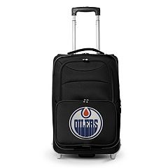 Edmonton Oilers 20.5-inch Wheeled Carry-On