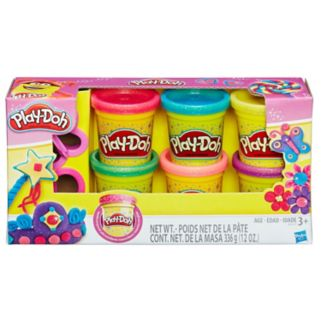 Play-Doh Sparkle Compound Collection by Hasbro
