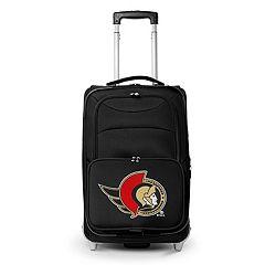 Ottawa Senators 20.5-inch Wheeled Carry-On